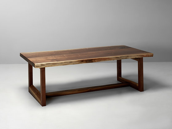 Walnut Coffee Table 152