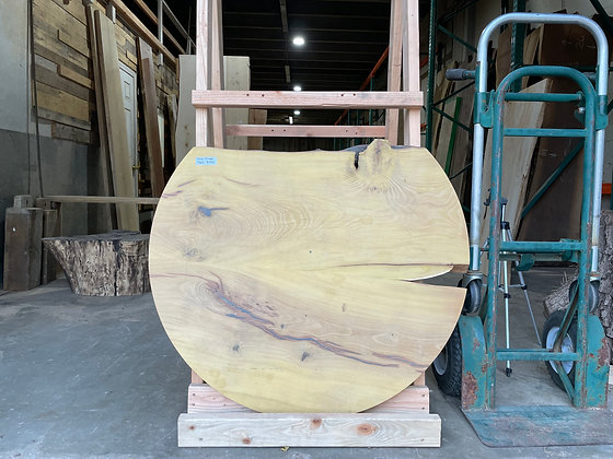 "Osage Orange Tabletop (1369) 40"" L x 33"" W x 1.75"" T"