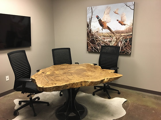 White Oak Conference Table 115