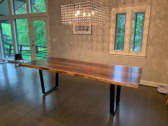 Walnut Dining Table 165