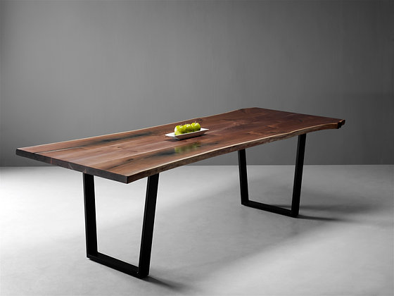 Traditional Walnut Dining Table