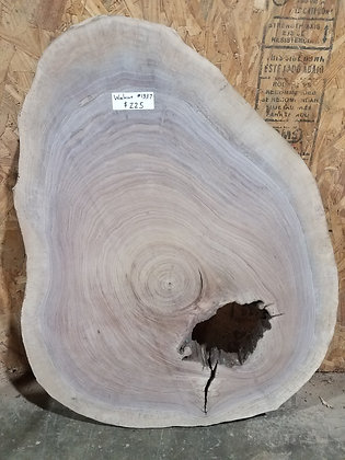 "Black Walnut (1337) 30"" L x 23"" W x 2.5"" T"