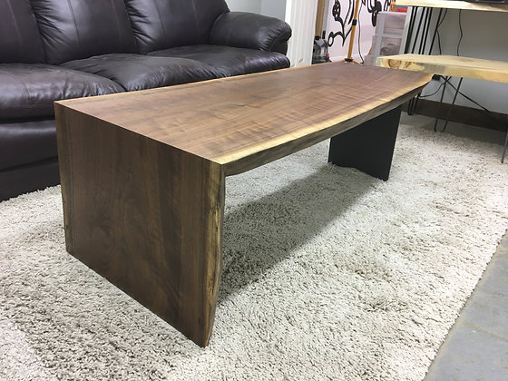 Black Walnut Coffee Table 187