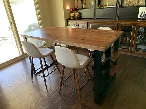 Walnut Dining Table 225