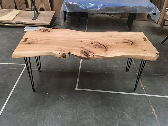 Pin Oak Desk 203