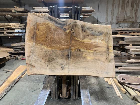 """Pin Oak (1428) 65"""" L x 38-46"""" W x 2.75"""" T"""