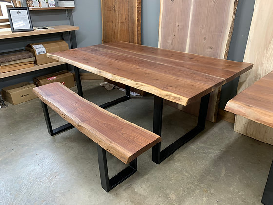 Walnut Dining Table 229