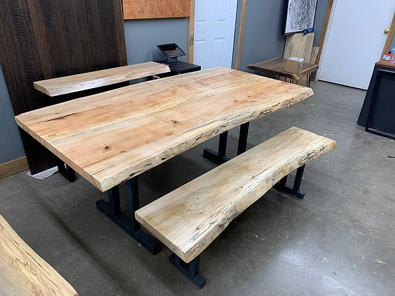 Spalted Maple Dining Table 221