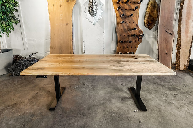 Spalted Maple Desk 273