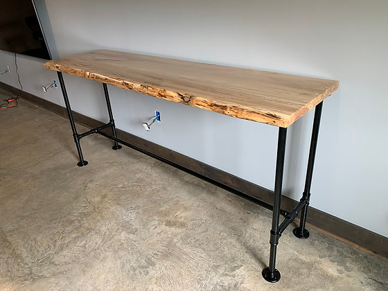 Spalted Maple Bar Table 212