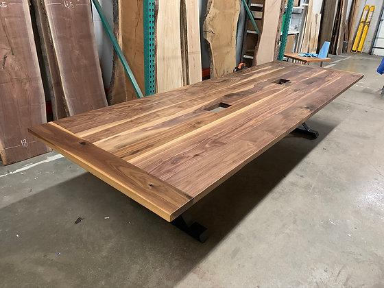 Walnut Conference Table 117
