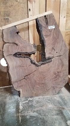 "Black Walnut (1299) 36"" L x 29"" W x 3"" T"