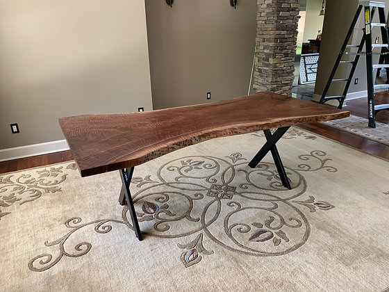 Walnut Dining Table 104
