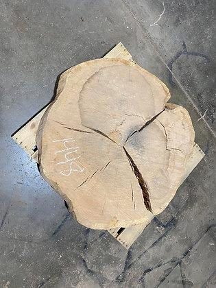 """Red Oak (1448) 47"""" L x 46"""" W x 5"""" T"""
