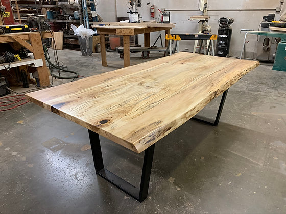Spalted Maple Dining Table 224