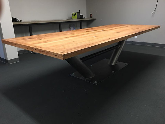 Red Oak Conference Table 118