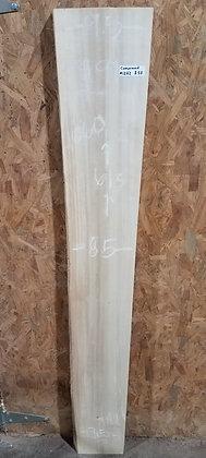 """Cottonwood (1282) 61.5"""" L x 7-9.5"""" W x 2"""" T"""