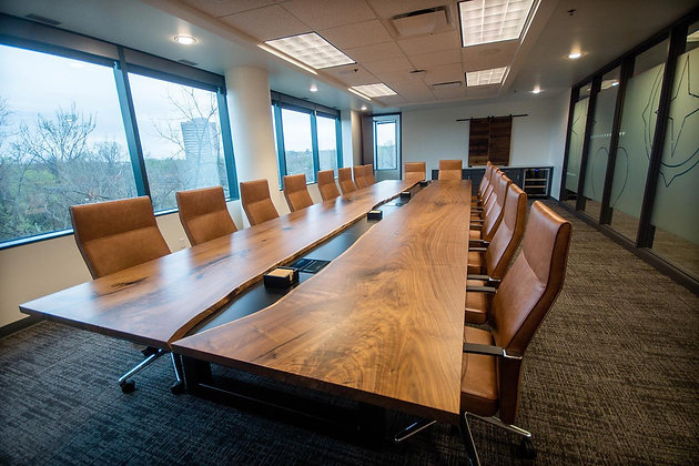 Black Walnut Conference Table 283