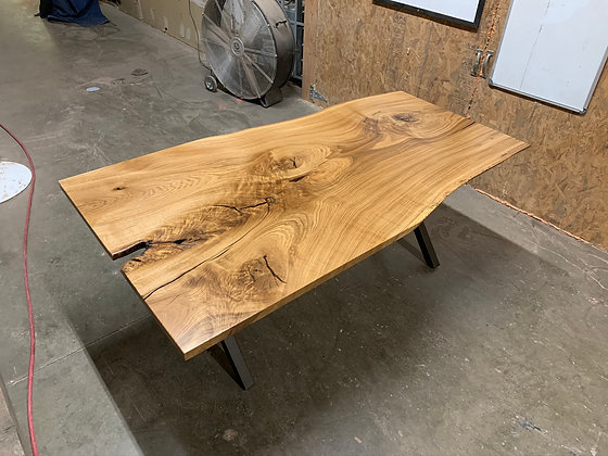 White Oak Dining Table 210