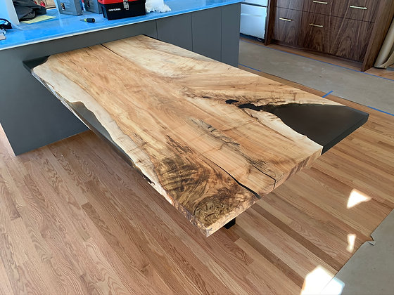 Single Slab Maple