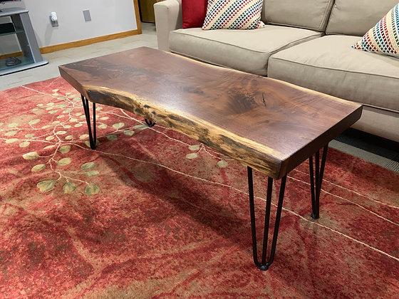 Black Walnut Coffee Table 189