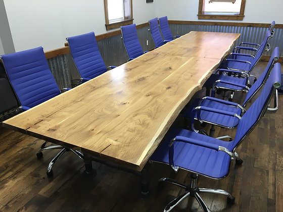White Oak Conference Table 217