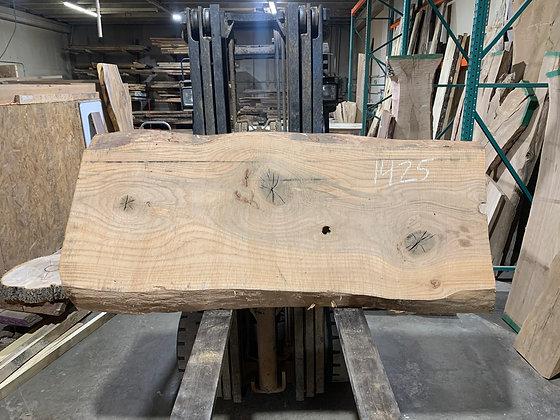 """Pin Oak (1425) 70"""" L x 26"""" W x 2.75"""" T"""