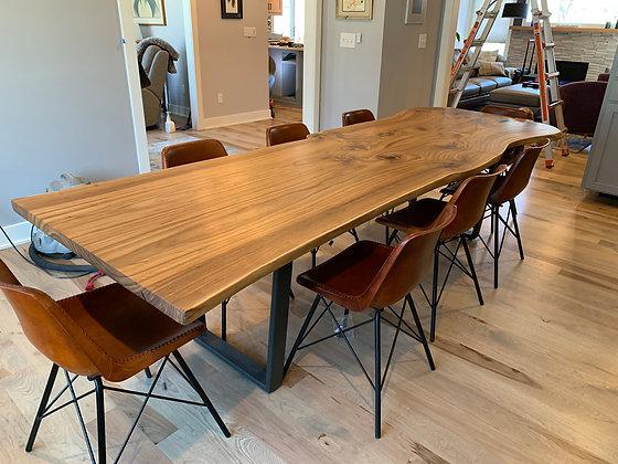 Siberian Elm Dining Table 160