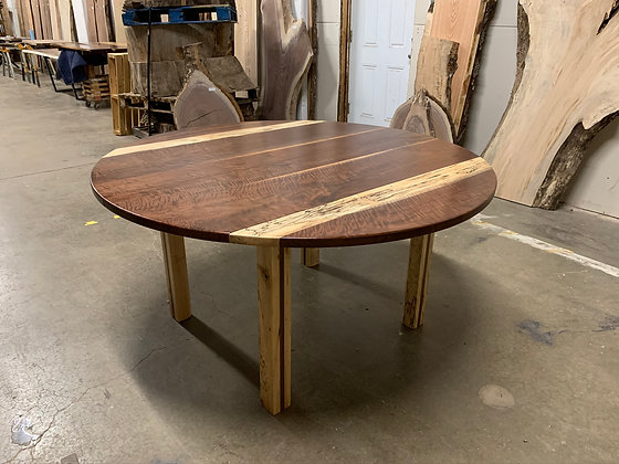 Walnut Dining Table 256