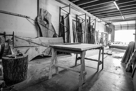 KC Custom Hardwoods Workshop