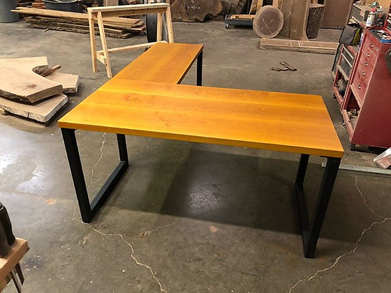 Cherry Desk with Citrine Stain 246