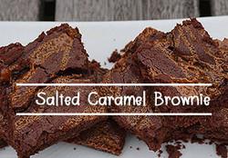 Salted-Caramel-Brownie
