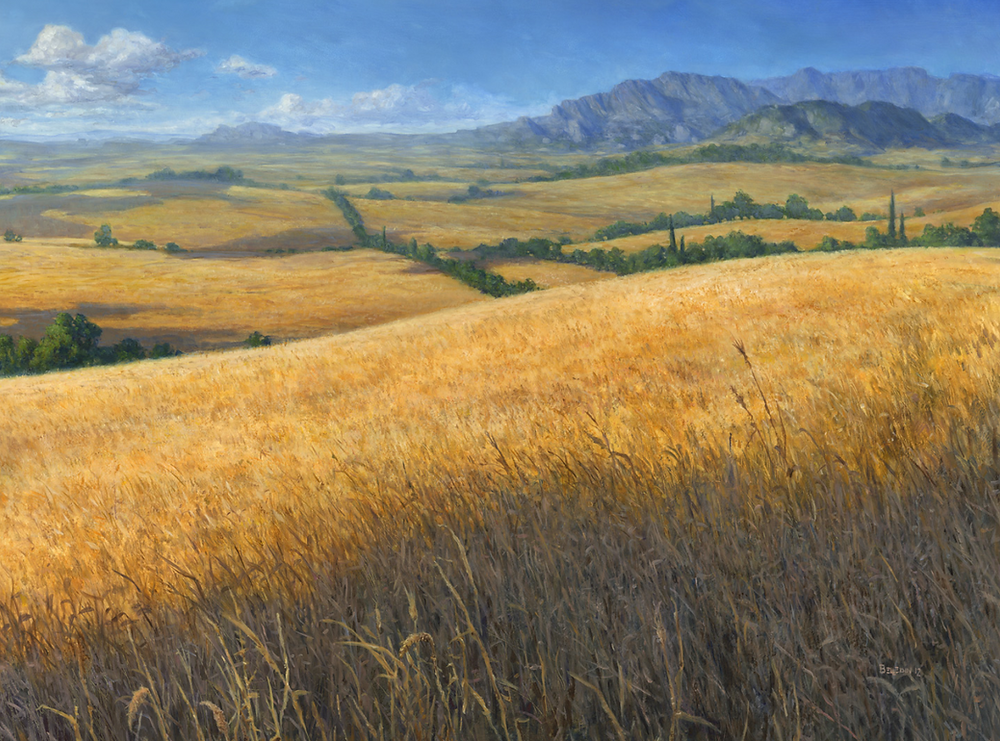 Plains by Steven Belledin