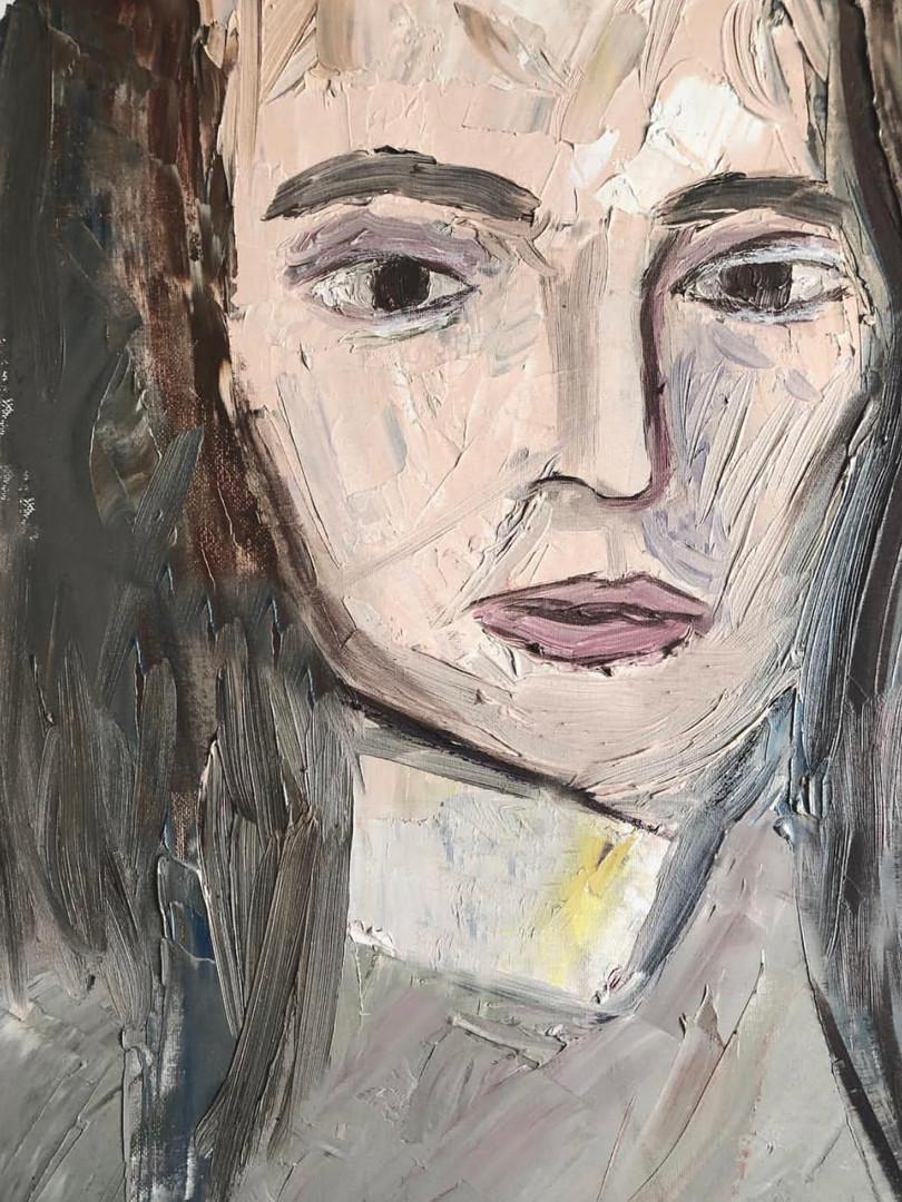 Acrylic on canvas, 2016
