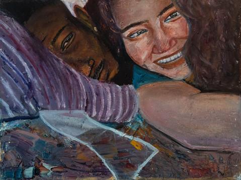 Adam II, 2016 Oil on canvas
