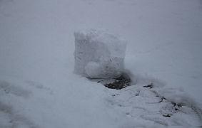 sněhulák koule 1