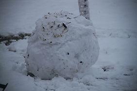 sněhulák koule