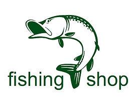 Rybářský sport logo