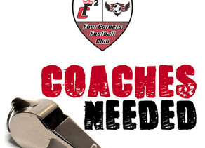 COACHES - WE WANT YOU