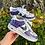 Thumbnail: Custom Purple Cartoon Nike Air Force 1's