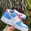 Thumbnail: Custom Candy Floss Nike Air Force 1's