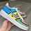 Thumbnail: Custom Rainbow Cartoon Nike Air Force 1's