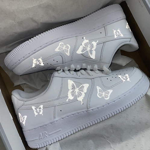 Custom Butterfly Nike Air Force