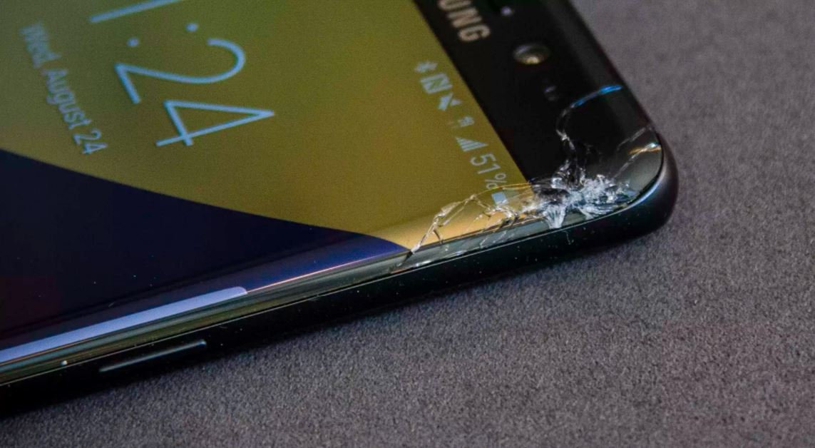 Samsung S8 Screen Repair!