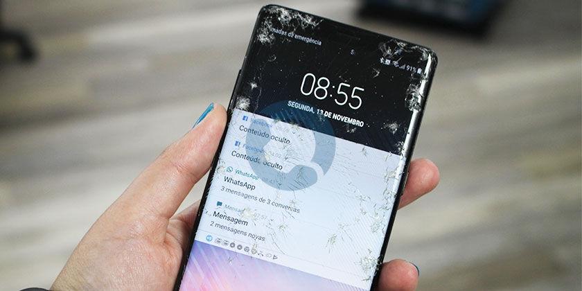 Samsung Note 8 Screen Repair!