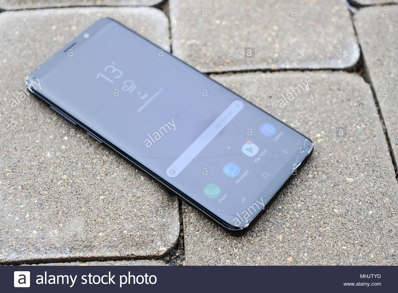 Samsung S9+ Screen Repair!