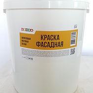 ВД Краска Фасадная UBORA 25кг