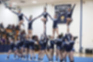 Oxford High School Cheer 2019