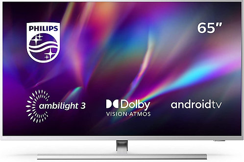 PHILIPS 65″ Ultra HD Android LED TV with Ambilight