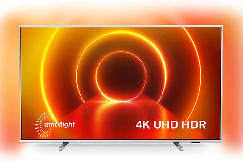 Philips 65″ Ultra HD LED Smart TV with HDR 10+ & P5 – 65PUS7855